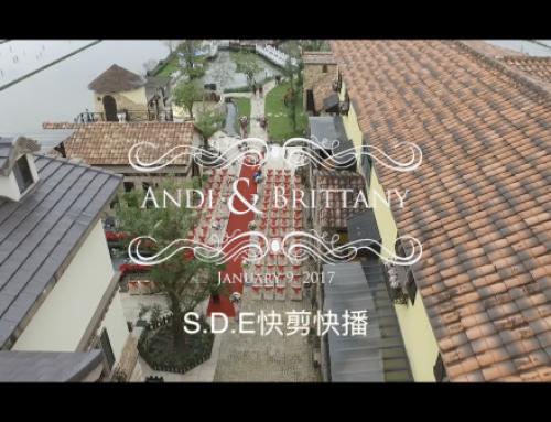 Andi & Brittany Wedding SDE 快剪快播