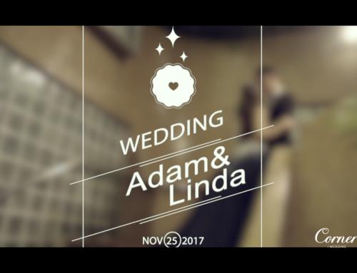 台北婚錄-福華飯店-Adam&Linda