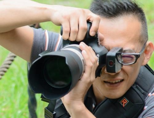 你所不知道的「攝影師」。