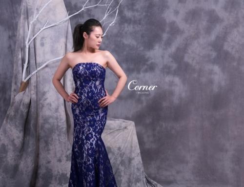 命名婚紗-美人名冊 -「青花瓷」