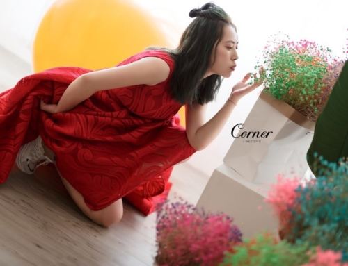 婚紗禮服-美人名冊-「緋色童話」