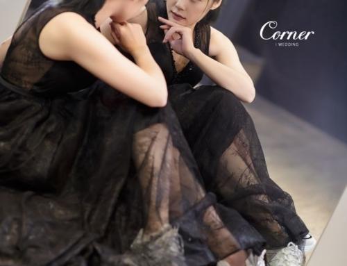 婚紗禮服-美人名冊-「黑天鵝」